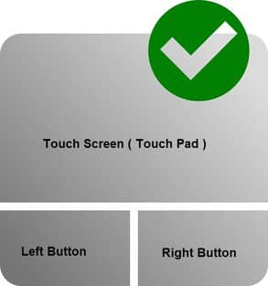 What is Touchpad Mouse kya hai Hindi